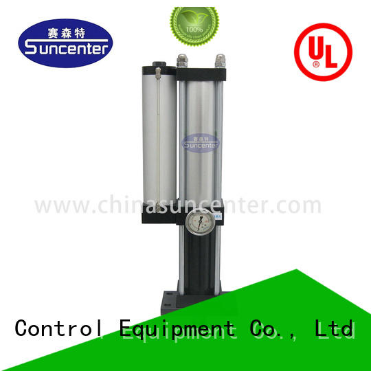rivetless pneumatic double acting cylinder price machine for packaging machinery Suncenter