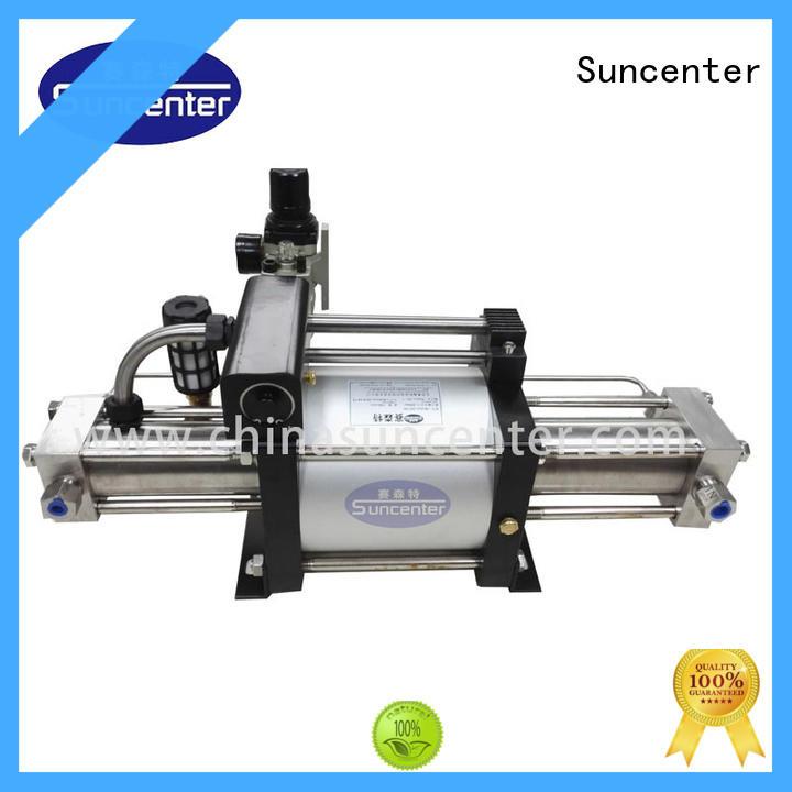 pressure oxygen booster pump factory price for pressurization Suncenter
