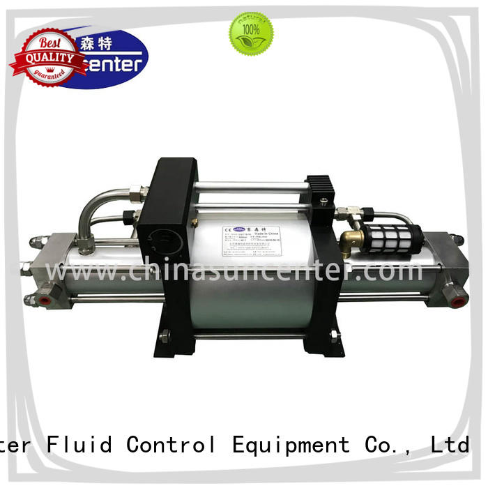 DGT series oxygen gas booster pump
