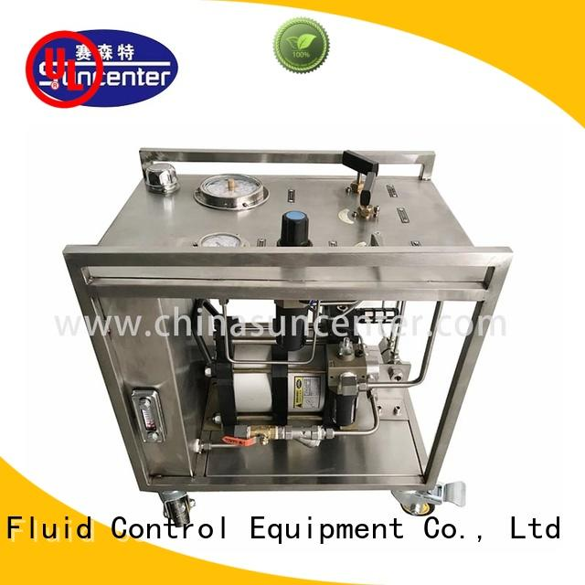 long life haskel pump chemical equipment for medical