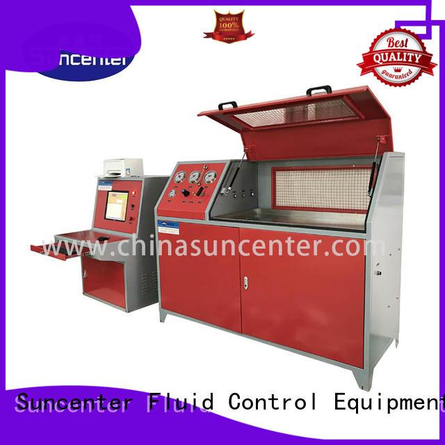 Suncenter easy to use gas pressure test kit range for pressure test