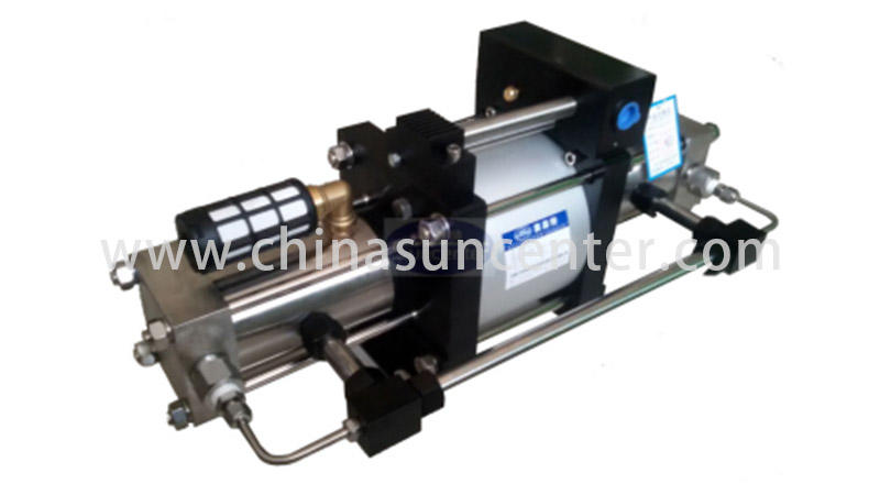 Suncenter nitrogen gas booster type for safety valve calibration-2