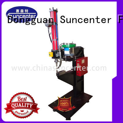 Suncenter safe orbital riveting machine free design