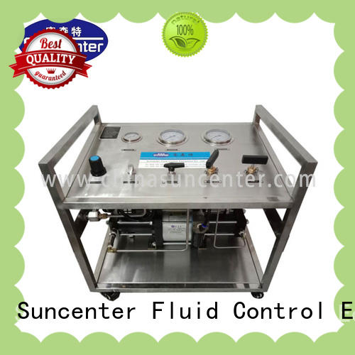 Suncenter pump pressure booster pump from manufacturer for natural gas boosts pressure