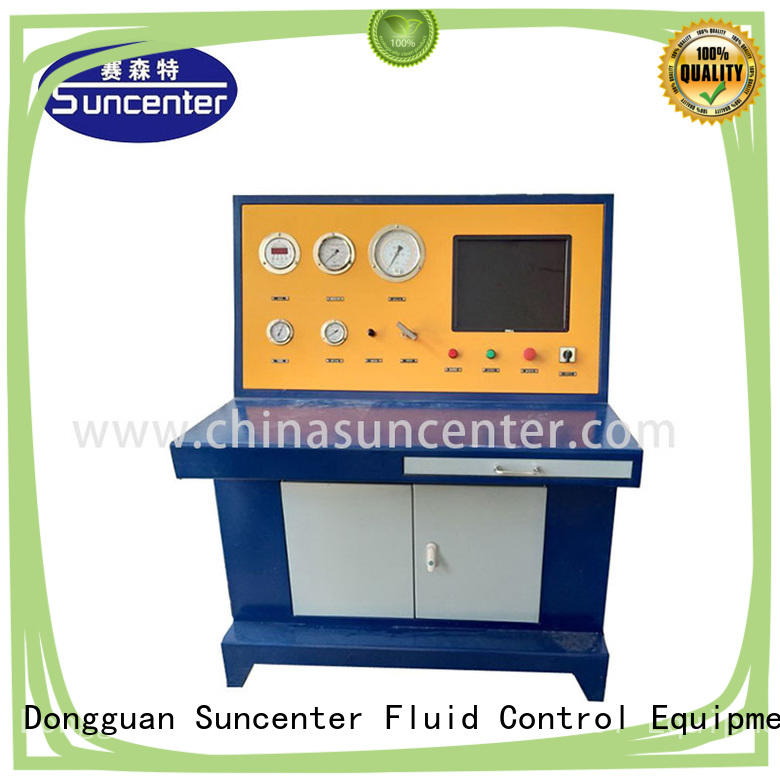 energy saving hydrostatic test pump machine from wholesale for metallurgy