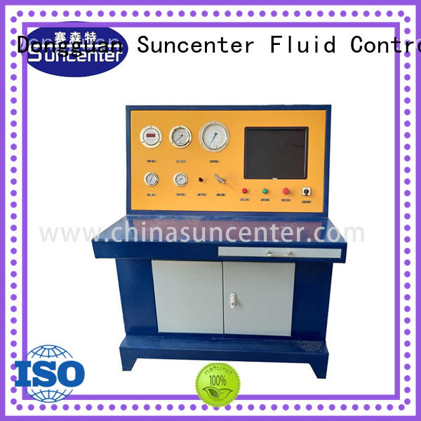 Suncenter stable cylinder hydrostatic testing manufacturer for mining