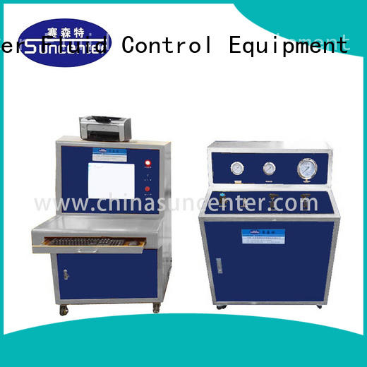 leakage machine pressure test pressure testing equipment Suncenter
