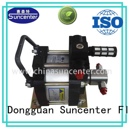 Suncenter stable air driven hydraulic pump for wholesale forshipbuilding