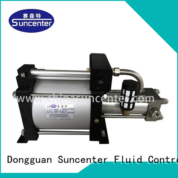gas haskel gas booster pump oxygen Suncenter company