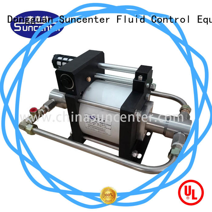 Suncenter portable liquid nitrogen pump speed for natural gas boosts pressure