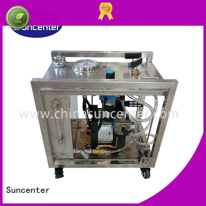 test hand operated hydraulic pressure test pump pressure chart Suncenter company