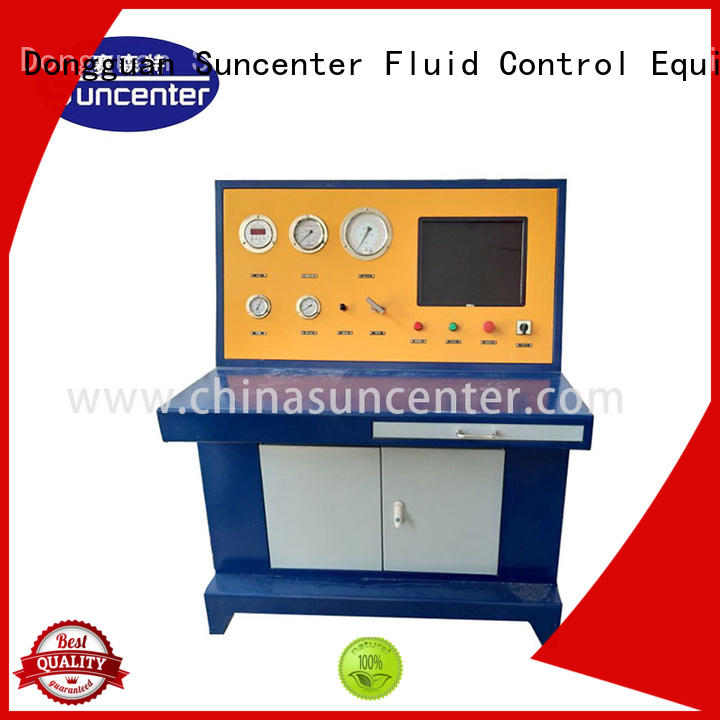 Suncenter advanced technology cylinder test overseas market for petrochemical