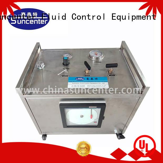 Suncenter stable high pressure hydraulic pump marketing for metallurgy