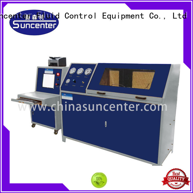 automatic compression testing machine machine application for flat pressure strength test