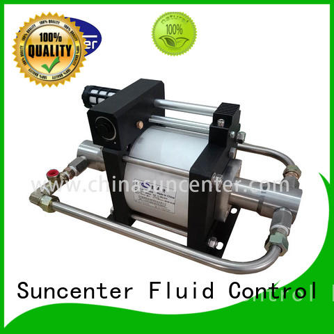 Suncenter durable co2 filling pump supercritical for safety valve calibration