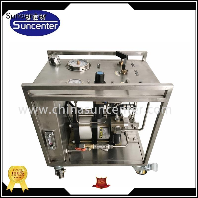 Suncenter advanced technology chemical injection equipment for medical