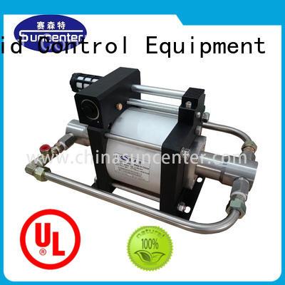 Suncenter booster pump price co2 for pressurization