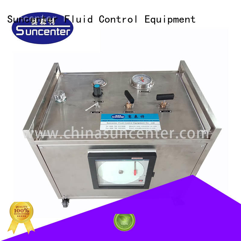 pump hydrostatic pressure test pump manufacturer for petrochemical Suncenter