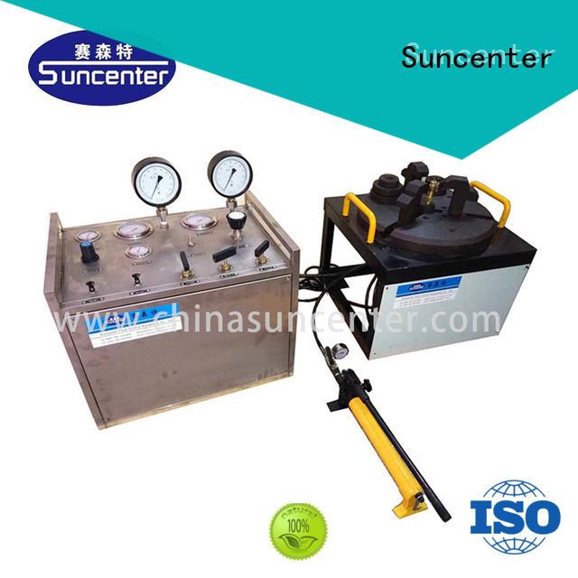 test gas pressure test free design for factory Suncenter