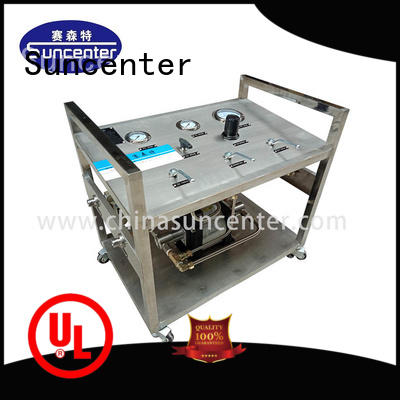 Suncenter supercritical booster pump price manufacturers for safety valve calibration