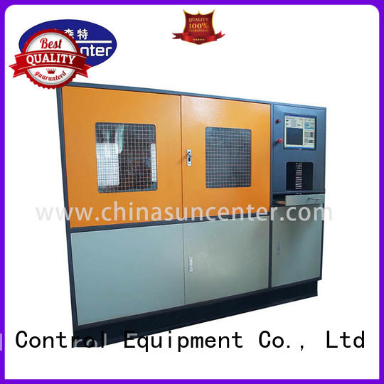 brake compression testing machine package for flat pressure strength test