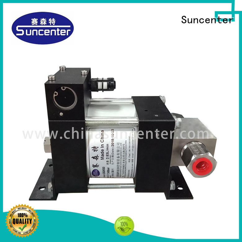 Suncenter air air driven liquid pump for wholesale for metallurgy