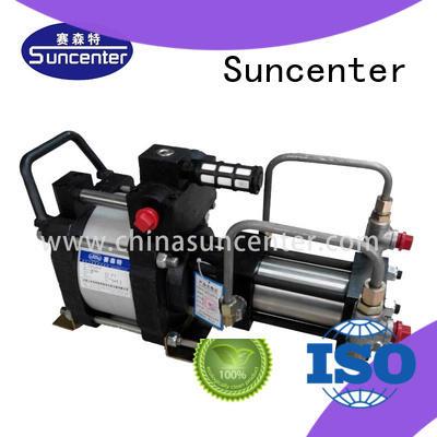 Suncenter pump oxygen pump overseas market for refrigeration industry