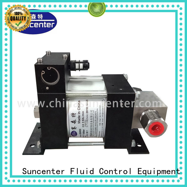 Suncenter pump air driven hydraulic pump for wholesale for petrochemical