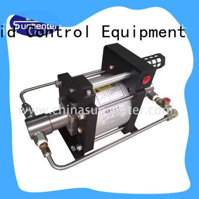 Suncenter Brand hydraulic pump pneumatic air pump hydraulic