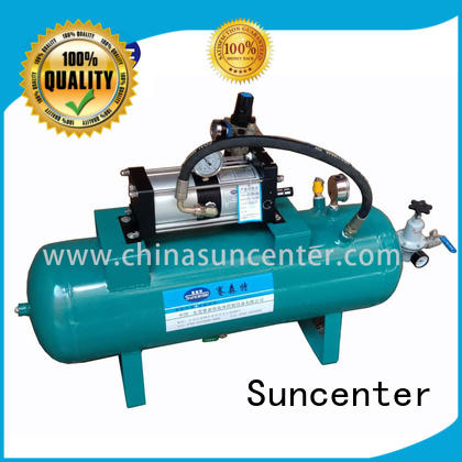 Suncenter energy saving air pressure booster marketing for natural gas boosts pressure