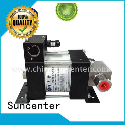 Suncenter long-term used air driven hydraulic pump factory price for machinery
