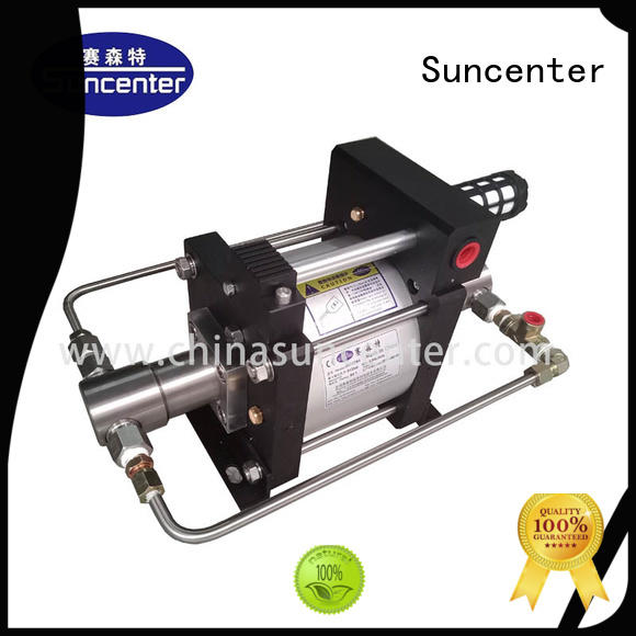 Suncenter air hydraulic pump marketing for machinery