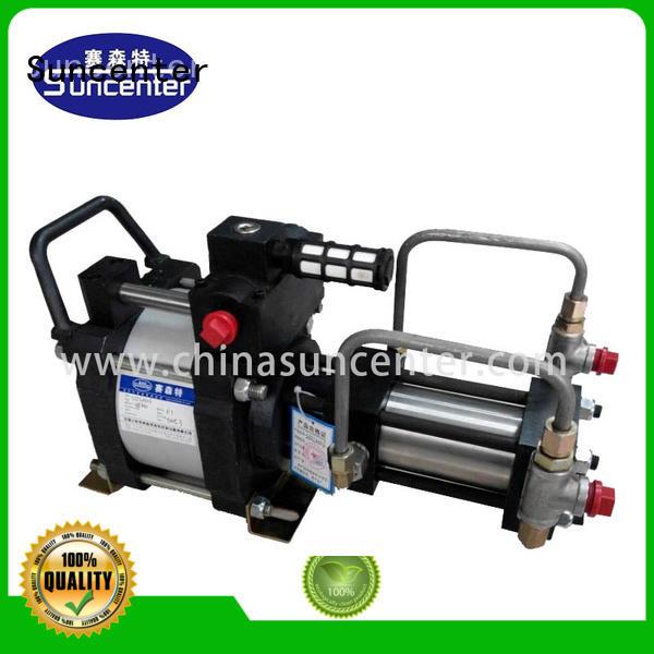 Suncenter model refrigerant pump marketing for refrigeration industry