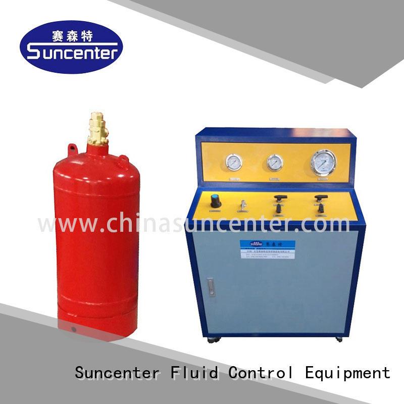 extinguisher machine cylinder fire co2 filling machine fire extinguisher Suncenter