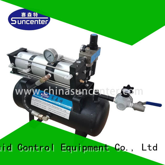 Suncenter Brand tanks pressure gas air conditioner booster manufacture