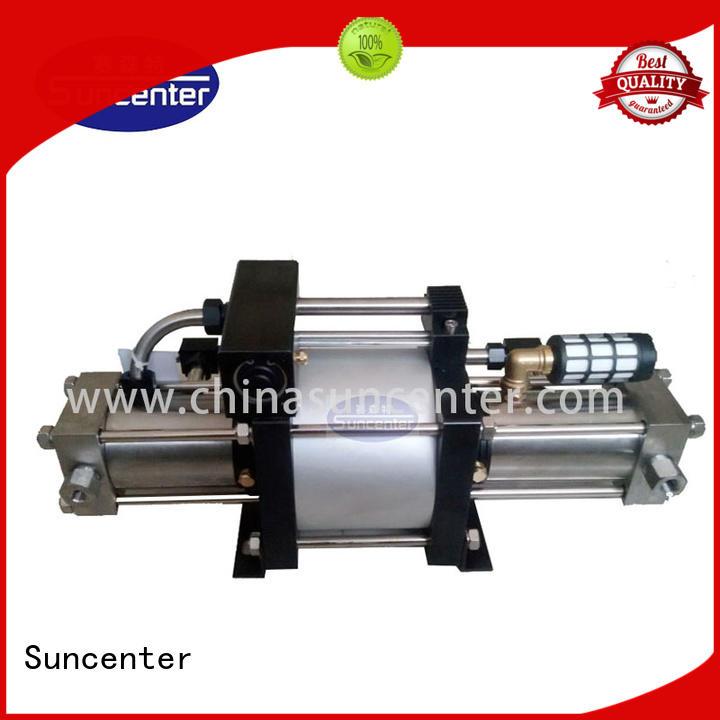 Suncenter stable nitrogen pumps type for safety valve calibration