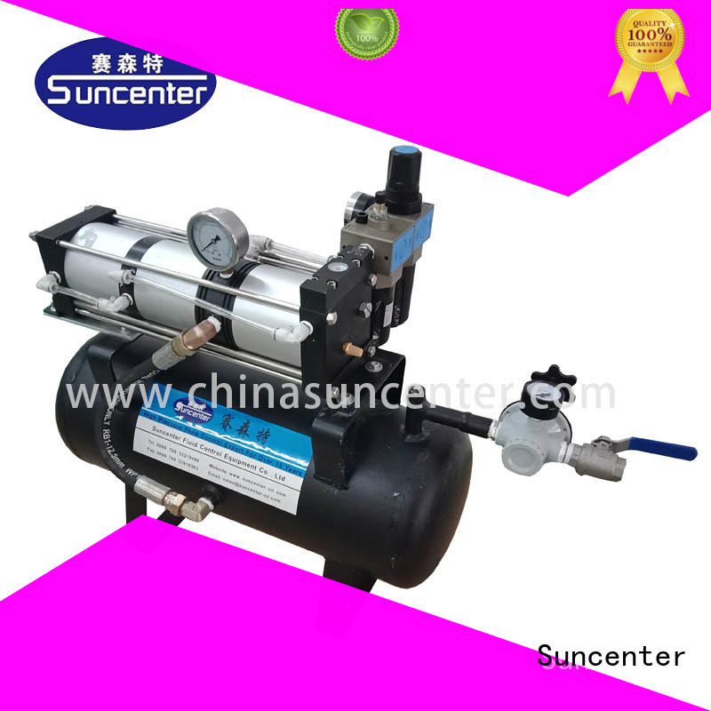 Suncenter tanks air pressure booster from china for natural gas boosts pressure