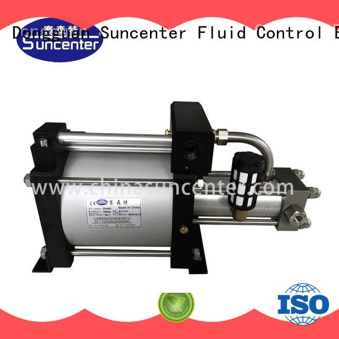 Suncenter portable oxygen pumps in china for pressurization