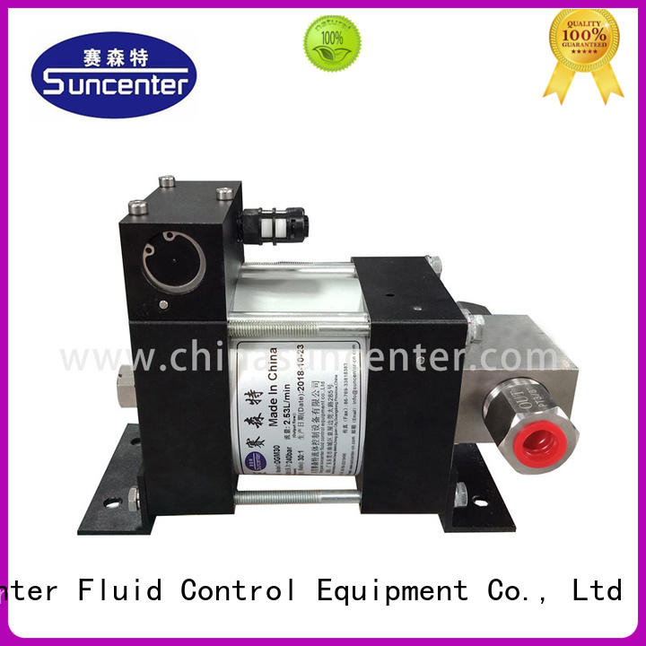 Suncenter widely used air hydraulic pump on sale for mining