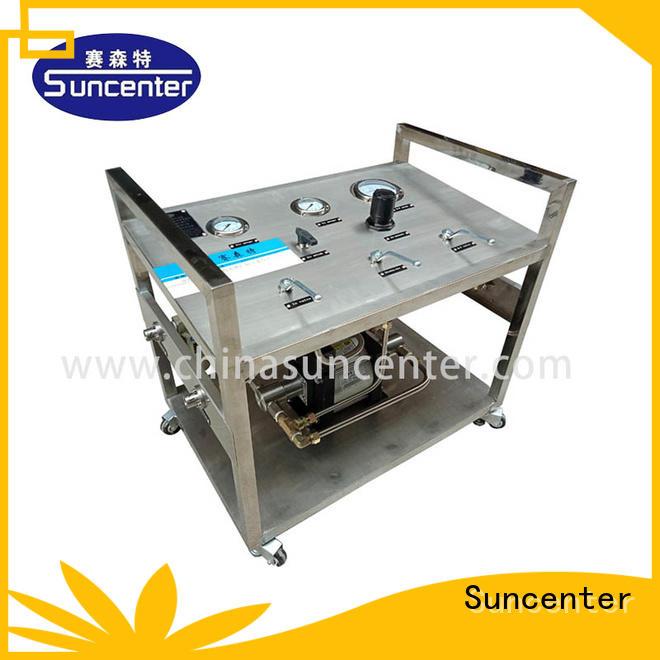 gas transfer OEM gas booster compressor Suncenter
