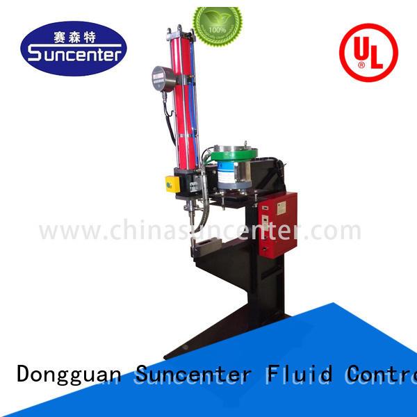 Suncenter convenient riveting machine type for connection