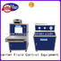 energy saving hydrotest pressure bench type for flat pressure strength test