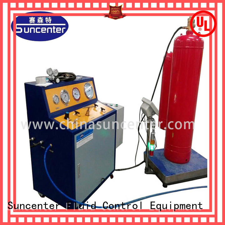 FM200 automatic filling machine