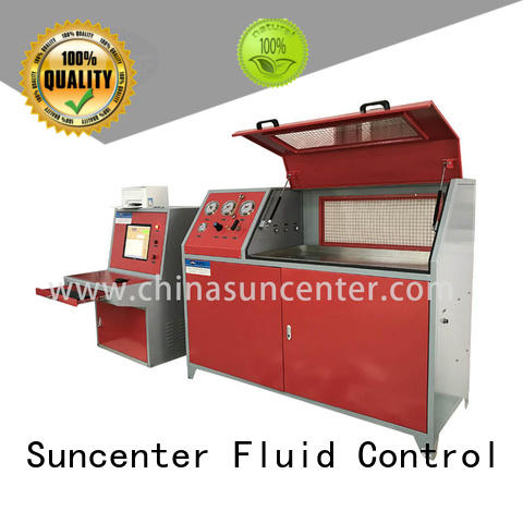 high-quality water pressure tester bar in China for flat pressure strength test