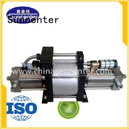 Suncenter energy saving pressure booster pump marketing for safety valve calibration