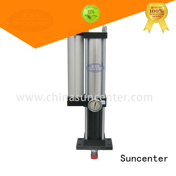 Suncenter rivetless pneumatic cylinder price type for cement