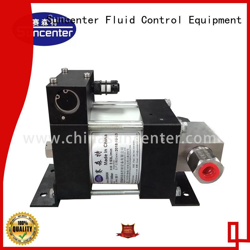 Suncenter durable air hydraulic pump marketing for metallurgy