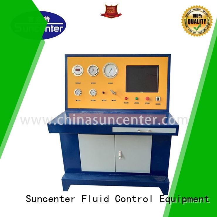 Suncenter test hydrostatic test pump producer for mining