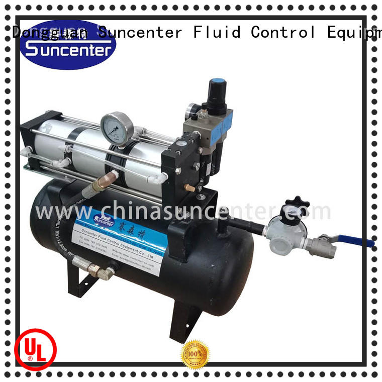 stable air compressor pump air type for natural gas boosts pressure