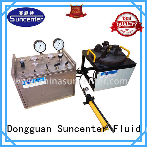 professional hydrostatic pressure test control from manufacturer